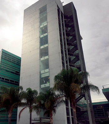 Meelunie Mexico Office