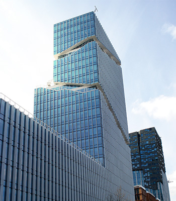 Meelunie Amsterdam HQ Office